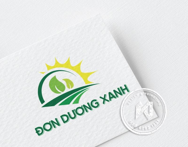 Mẫu Thiết kế logo doanh nghiệp