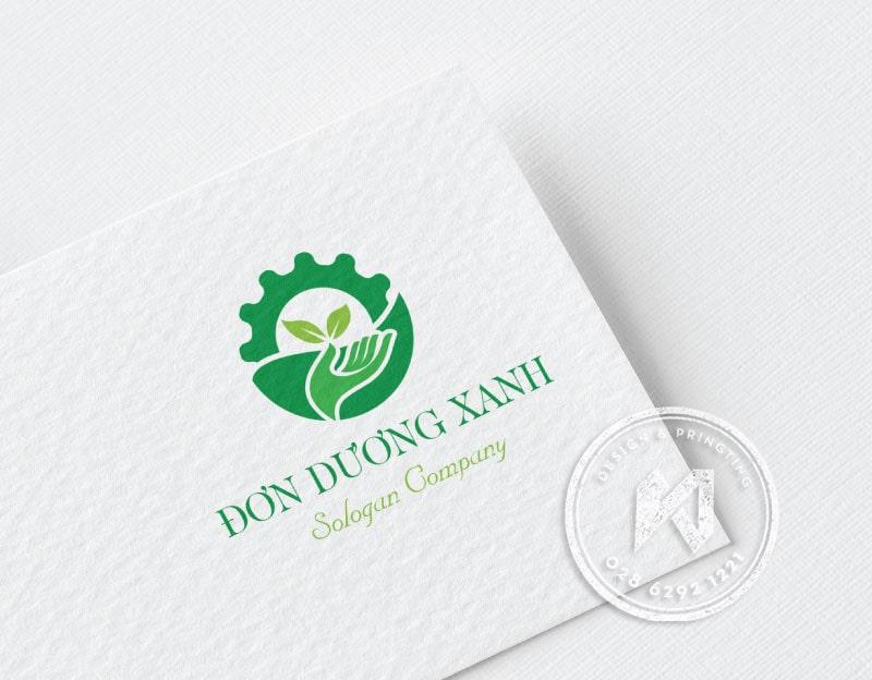 Mẫu Thiết kế logo doanh nghiệp - 02