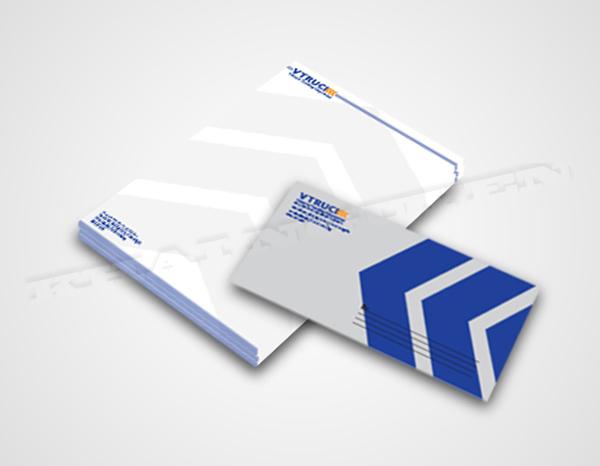 Thiết kế mẫu letterhead