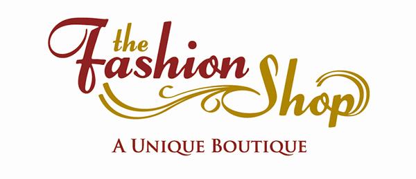 Thiết kế logo shop thời trang ấn tượng