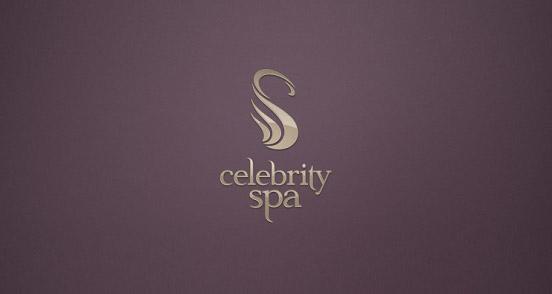 Mẫu thiết kế logo spa số 1