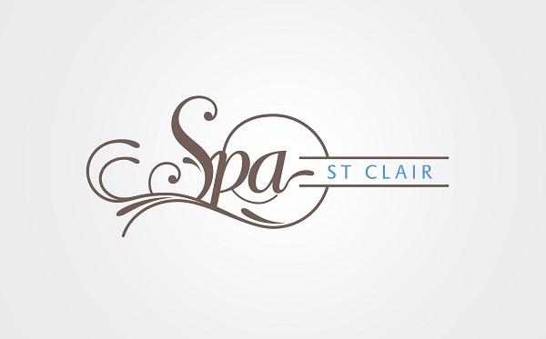 Mẫu thiết kế logo spa số 2