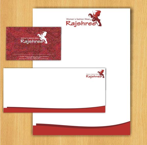 Mẫu letterhead bao thư namecard