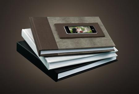 Mẫu bìa thiết kế photobook đẹp