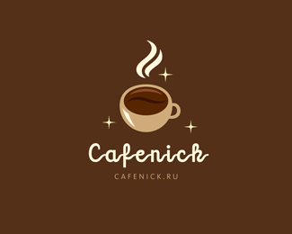 Thiết kế logo cafe chuyên nghiệp sáng tạo