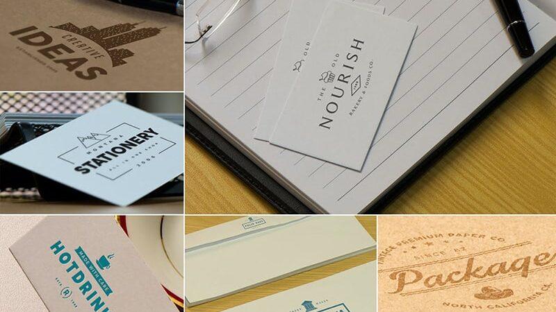 Thiết kế logo đẹp với nhiều phong cách