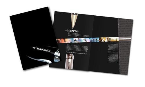 Catalogue thiết kế ấn tượng