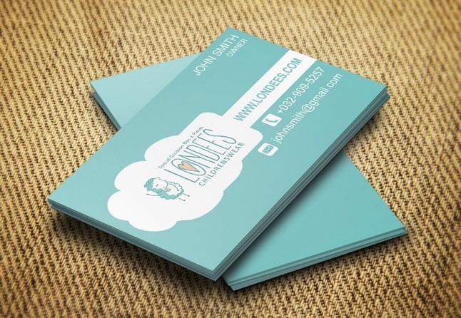 Card visit giấy nhựa bền đẹp