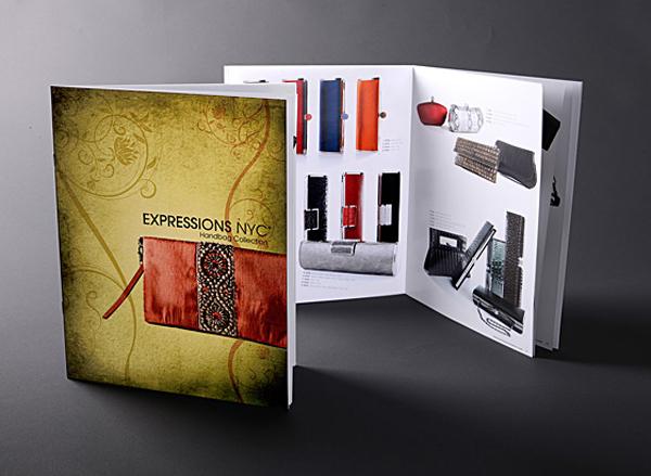 Mẫu thiết kế catalogue ấn tượng