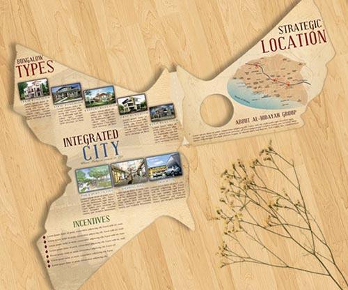 Mẫu thiết kế & in brochure du lịch đặc biệt