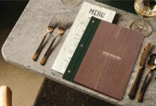 Photo of In menu giá rẻ – thiết kế menu đẹp cho nhà hàng