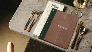 Photo of In menu gỗ – làm menu khắc gỗ cỡ lớn