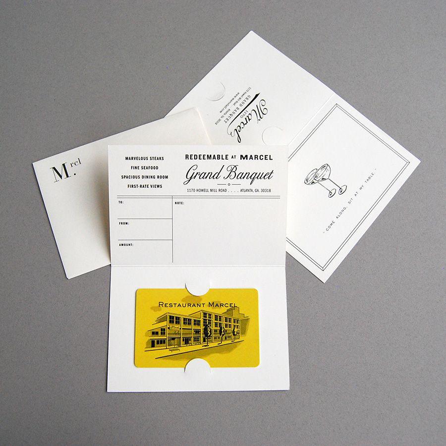 Mẫu thiết kế giftcard đẹp