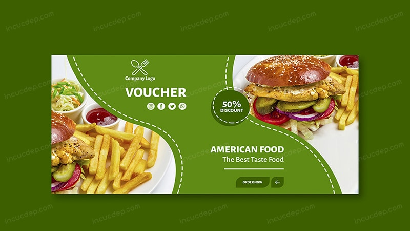 Voucher thức ăn nhanh - fast food