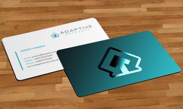 Photo of Thiết kế card visit nhanh, in card visit lấy gấp trong ngày