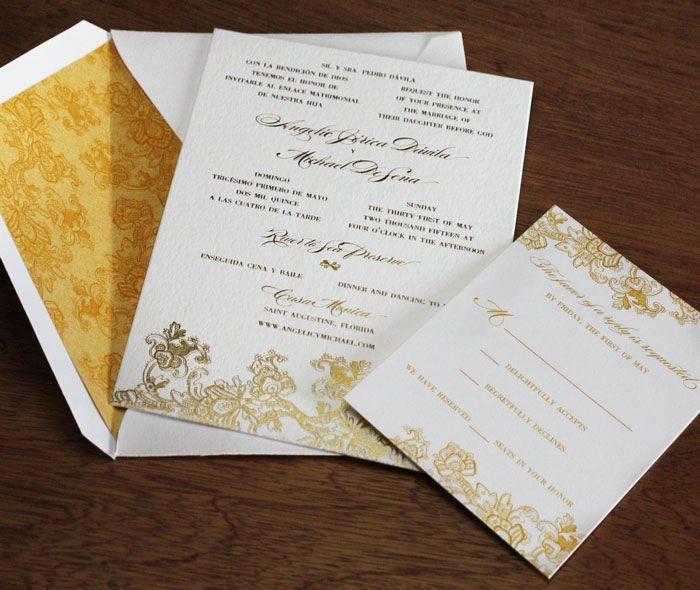 Thiết kế bộ thiệp cưới tinh tế nho nhã