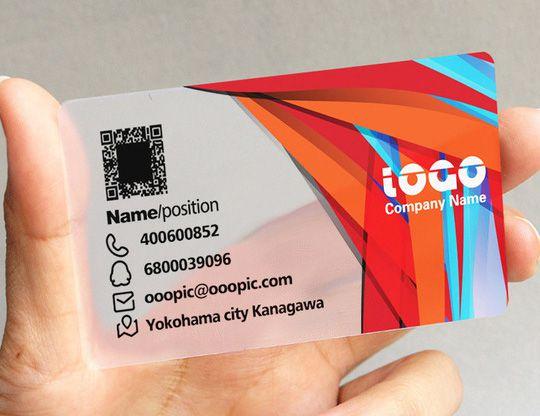 Sử dụng QR code để không gian card visit rộng hơn