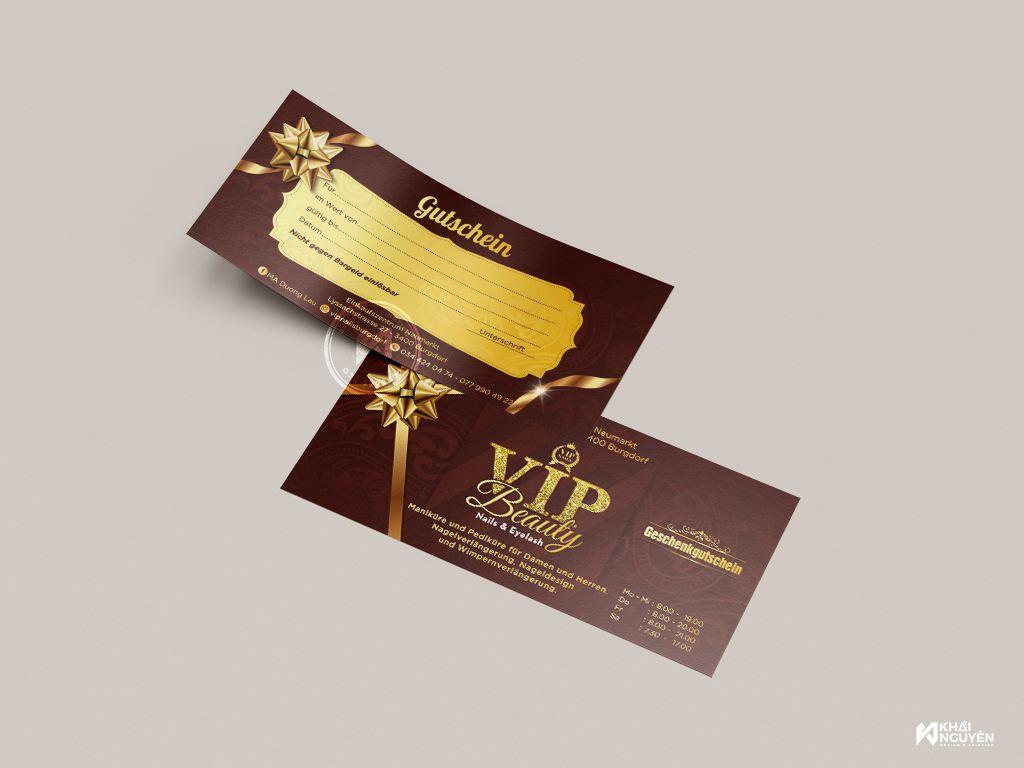 In voucher rẻ đẹp VIP voucher