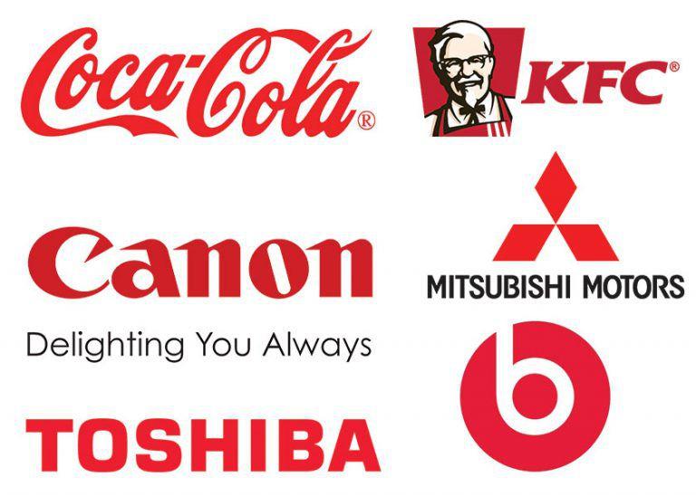 Những logo nổi tiếng thế giới - logo hỏa mệnh