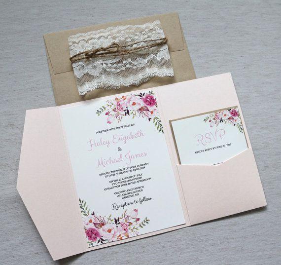 Mẫu bìa thư phá cách dùng làm thiệp cưới
