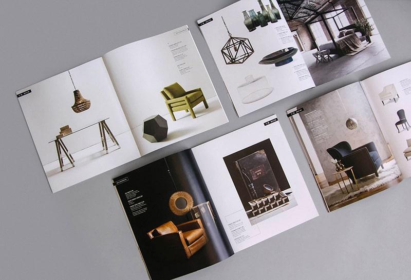 Mẫu thiết kế catalogue chuyên nghiệp