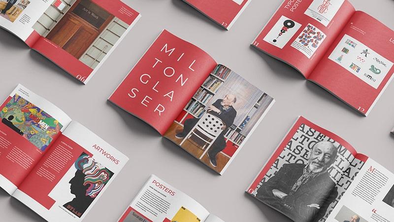 Thiết kế & in catalogue hiện đại