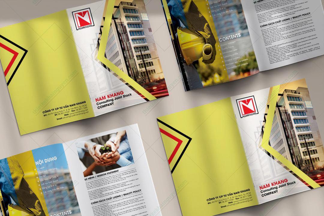 Vì sao nên thiết kế catalogue bất động sản chuyên nghiệp?