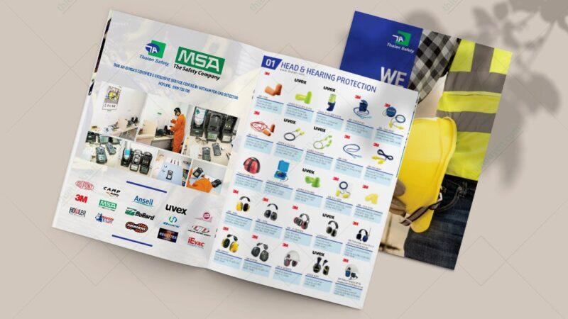 Công ty thiết kế catalogue chuyên nghiệp