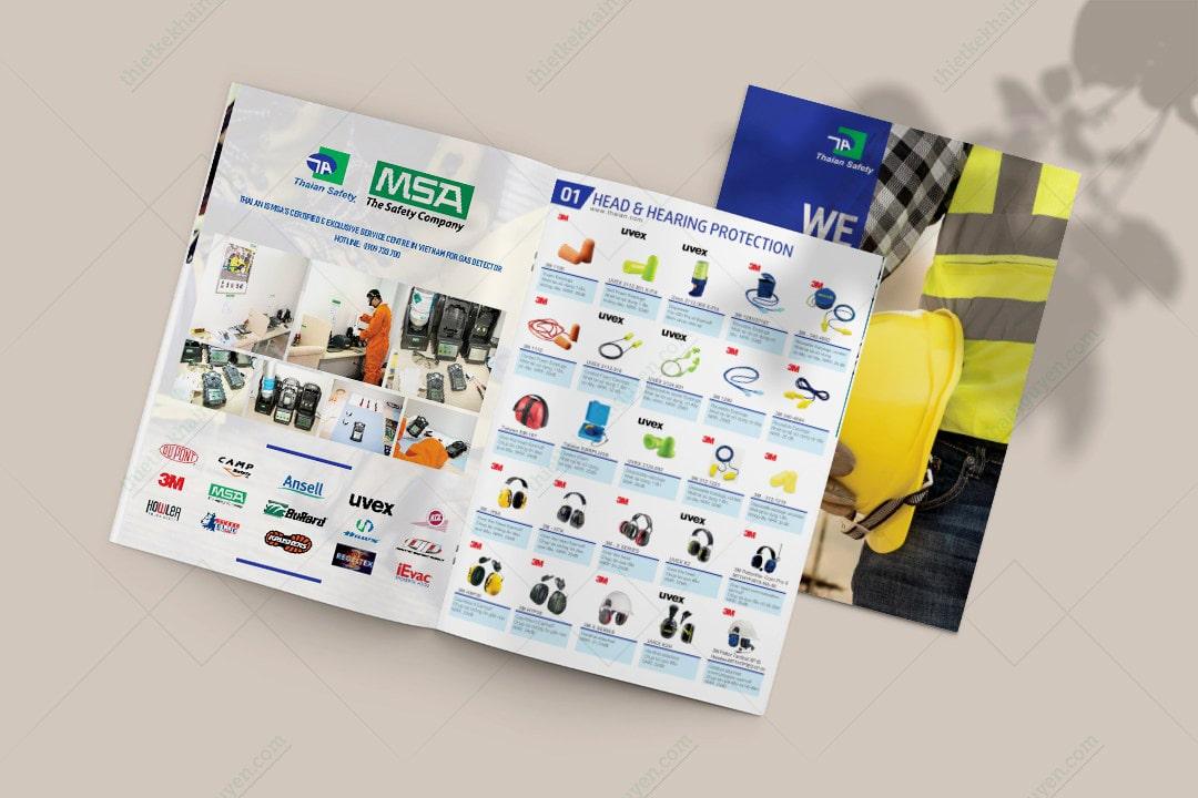 Công ty thiết kế catalogue chuyên nghiệp hiệu quả