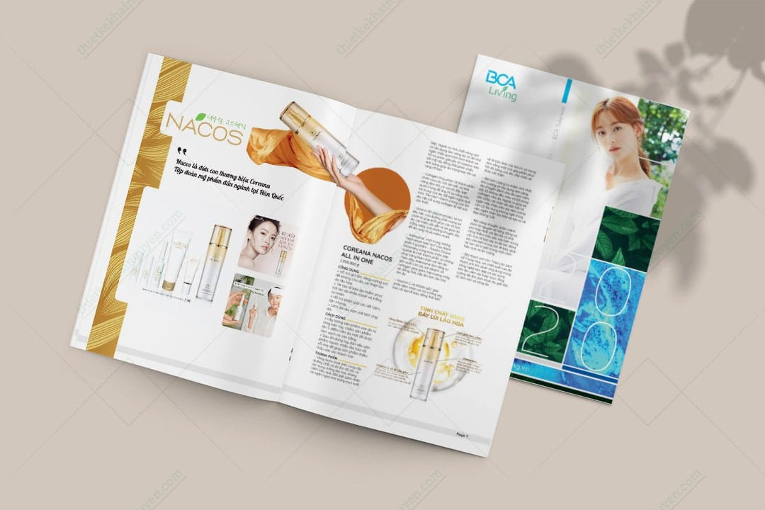 In nhanh catalogue spa rẻ đẹp