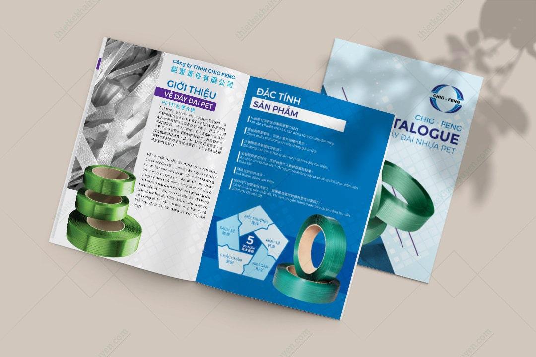 Lưu ý thiết kế catalogue rẻ đẹp