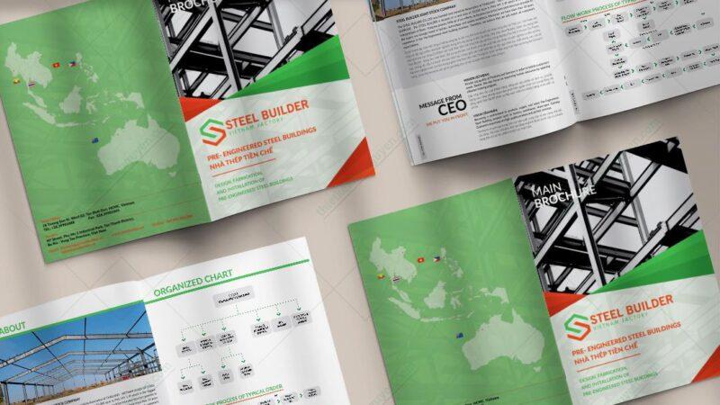 Đơn vị thiết kế catalogue chuyên nghiệp