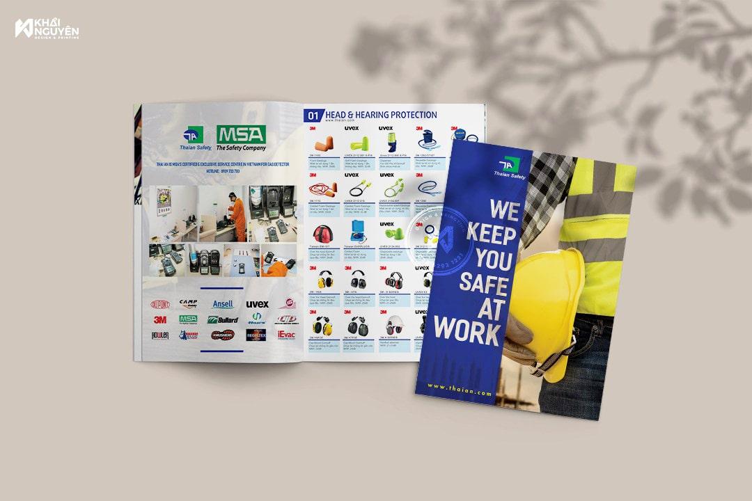 Thiết kế catalog rẻ đẹp
