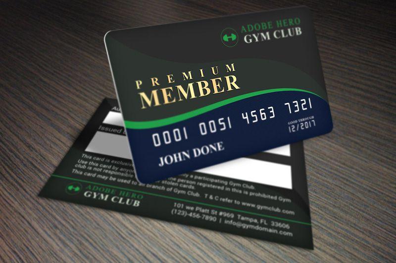 Làm thẻ hội viên cho phòng GYM