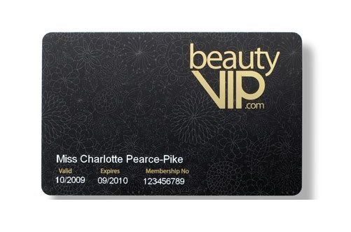 Làm thẻ VIP - thẻ thành viên cho Spa beauty