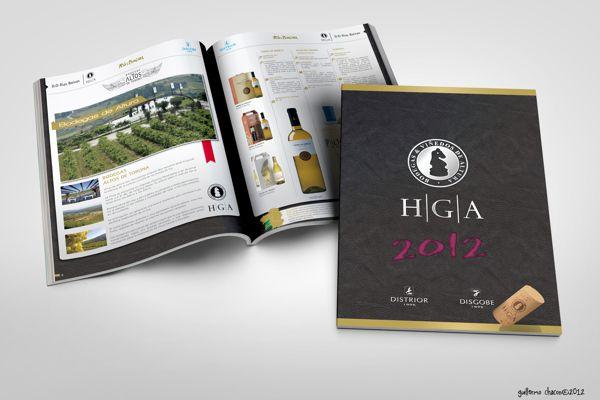 Thiết kế catalogue rượu nhanh rẻ đẹp
