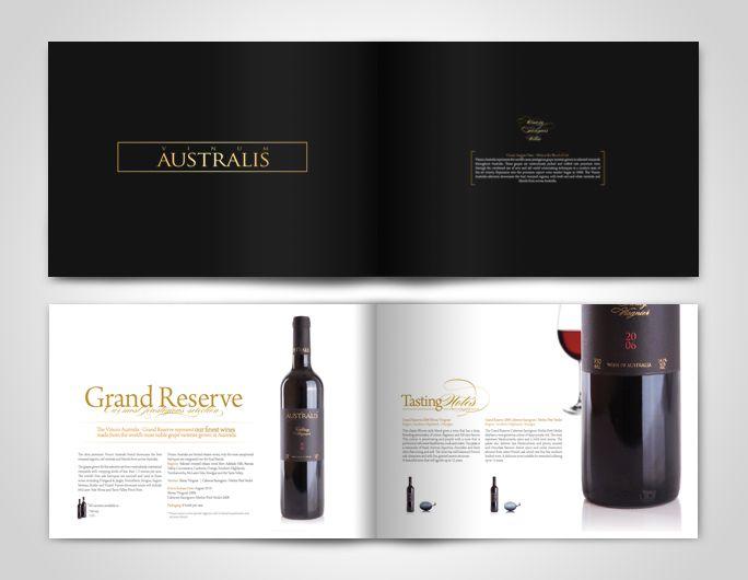 Catalogue mang dấu ấn riêng của doanh nghiệp