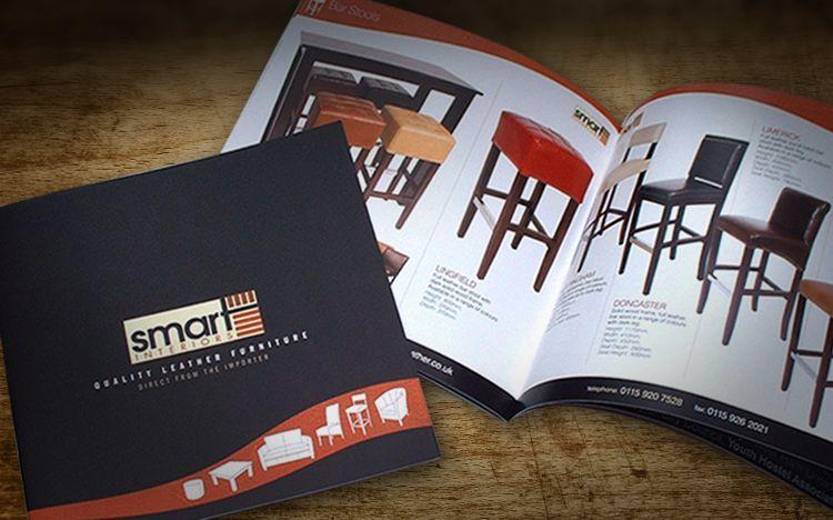 Mẫu catalogue vuông - catalogue sản phẩm