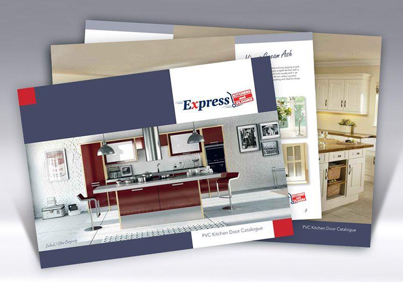 Mẫu thiết kế bìa catalogue bất động sản