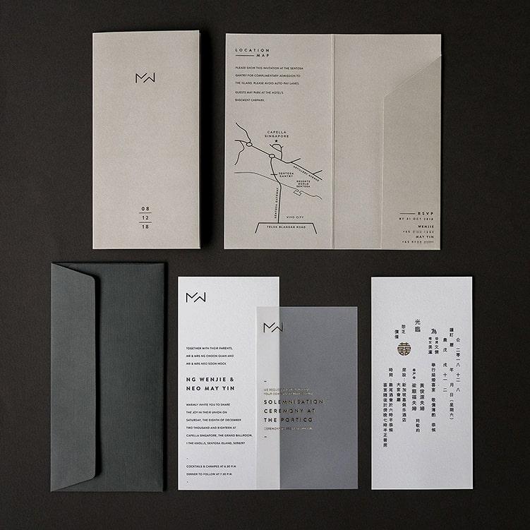 In ấn thiệp mời sự kiện đẹp