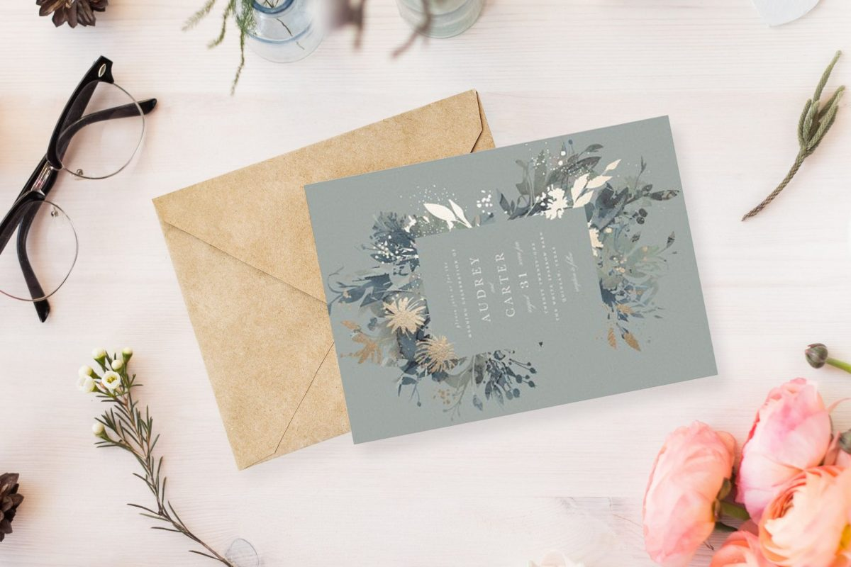 Thiết kế in ấn thiệp mời sự kiện