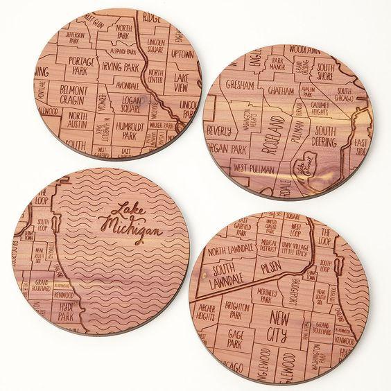 Làm đế lót ly gỗ bền rẻ đẹp tại tphcm