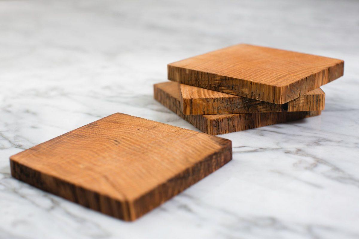 Làm lót ly gỗ giá rẻ tphcm nhanh chóng, chất lượng !