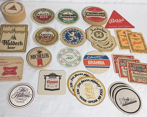 Bộ sưu tập lót ly của những thương hiệu nổi tiếng