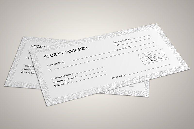 Phong cách thiết kế voucher tối giản