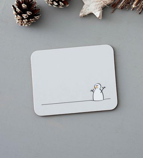 Người tuyết - hình ảnh dễ thấy nhất trong mọi dịp giáng sinh