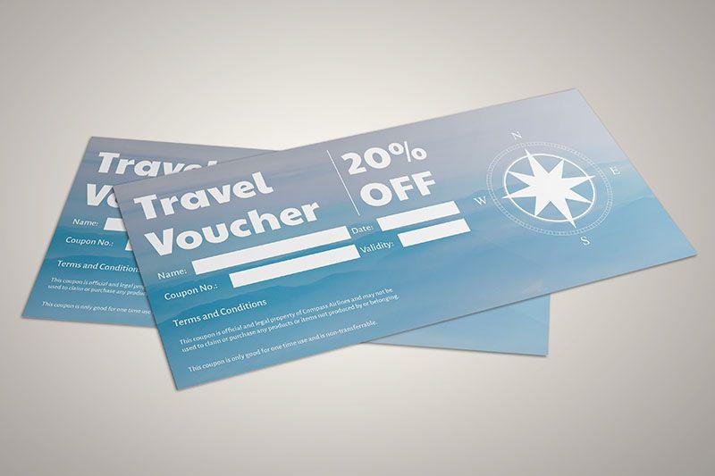Phiếu giảm giá cho mùa du lịch