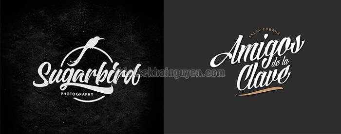 Letttering Logo - sự diệu kỳ của font chữ