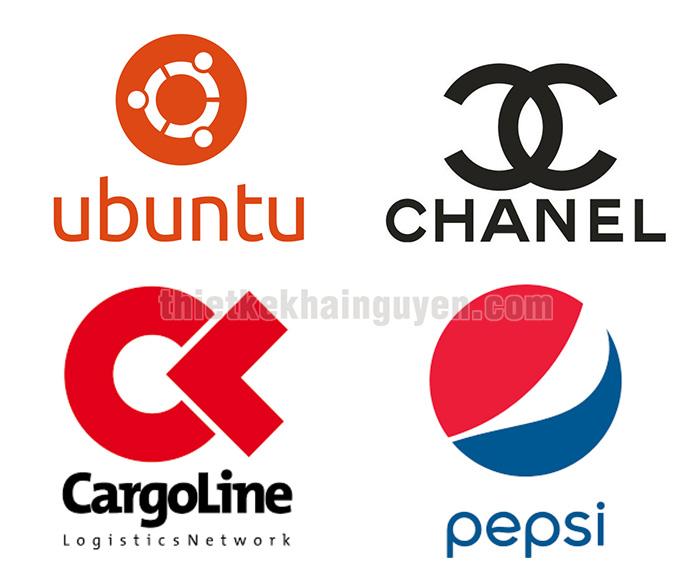 Mẫu thiết kế logo đa hình