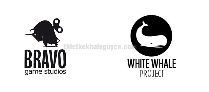 Kỹ thuật thiết kế logo đen trắng - ấn tượng từ những điều cơ bản nhất